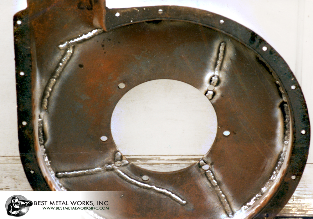 Feed Blower Housing